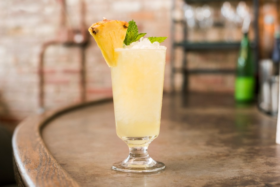 Mango Frappe- cocktail only