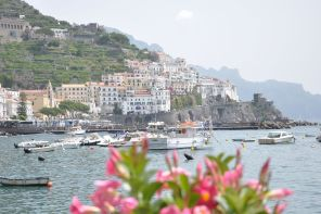 Amalfi: Part 2 in Positano
