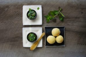 Chimichurri and Chipas