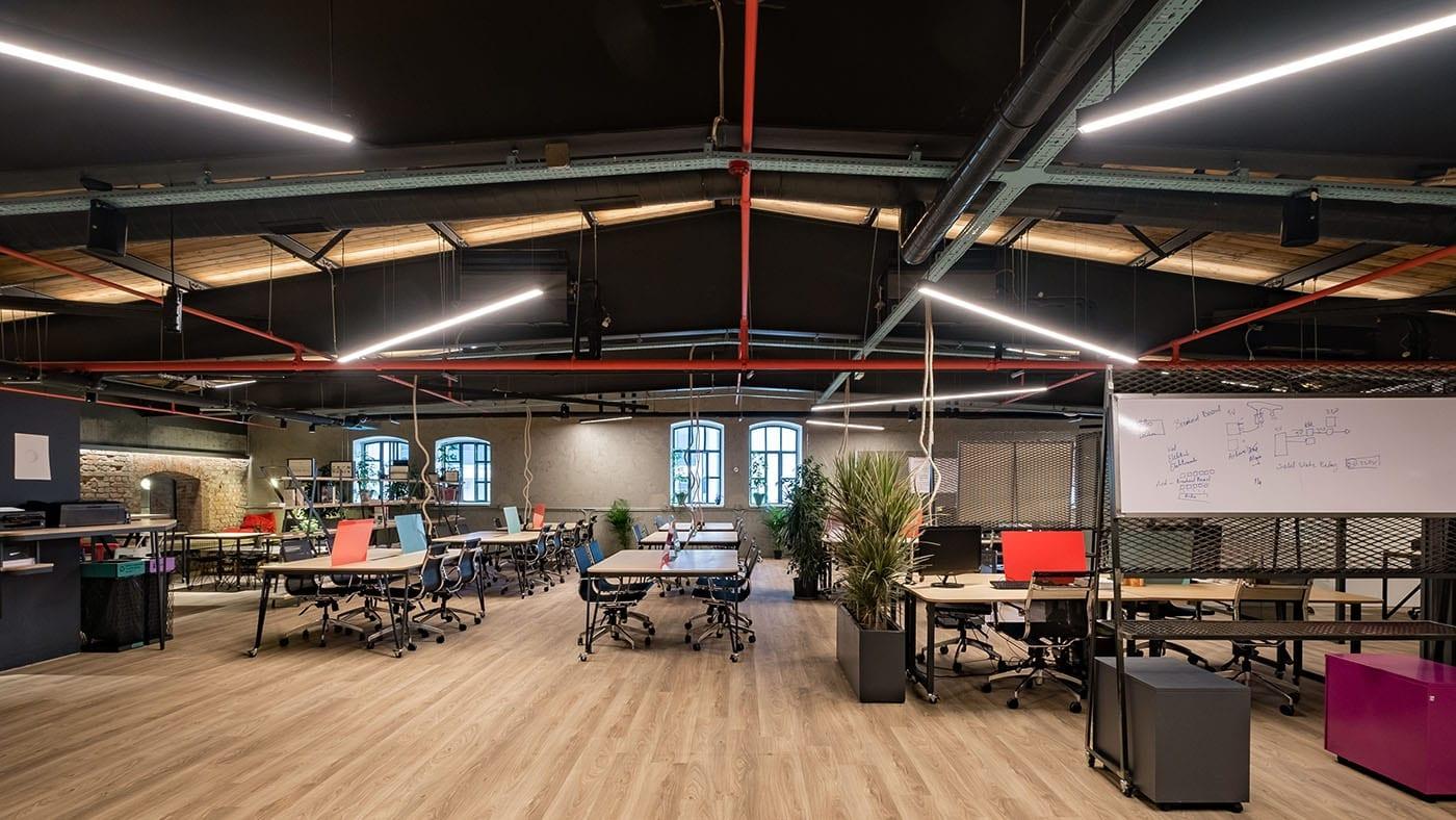 Workspace  ATLYE