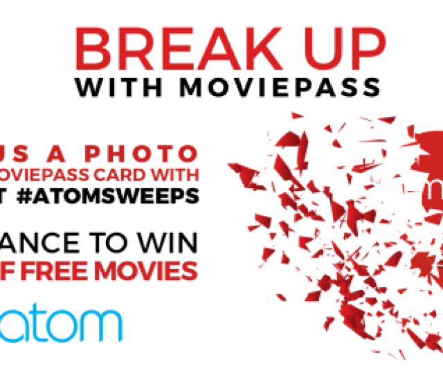 Atoms Breakup Sweepstakes Official Rules Terms Conditions