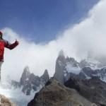 Viaje a El Chaltén, Lago de Los Tres y Glaciar Viedma