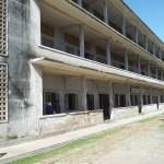 Camboya: Nom Pen y el Museo Tuol Sleng