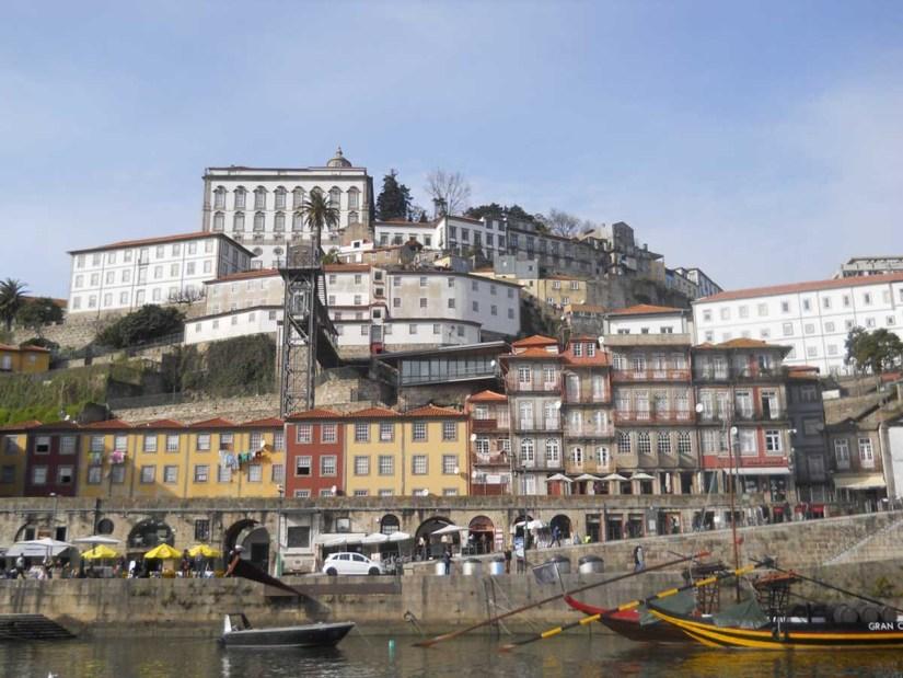 Vistas a Oporto