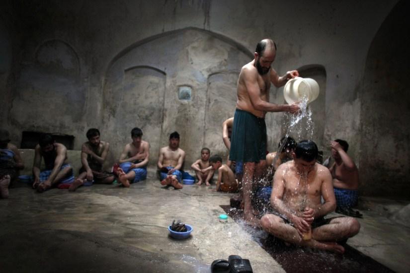 baño en Mhamid