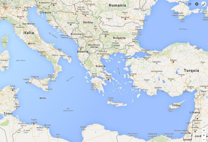 Información Grecia