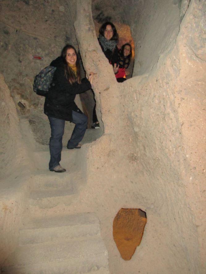 Kaymaklı en Capadocia