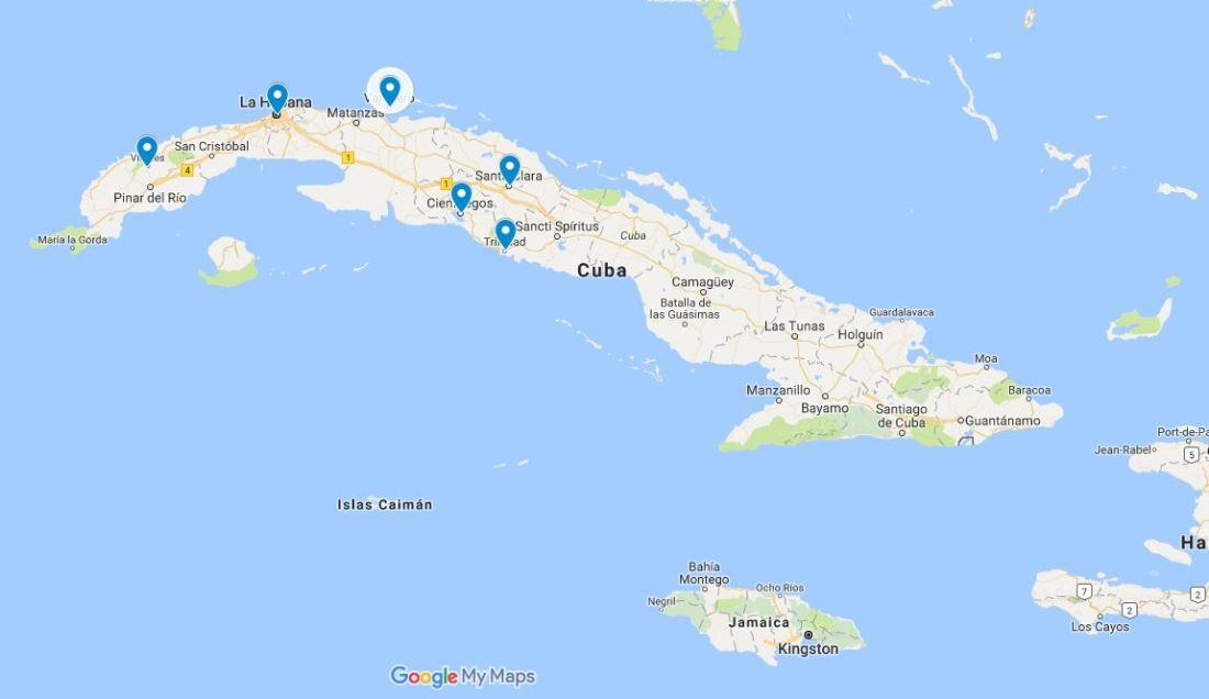 Qu hacer en cuba por libre la perla del caribe a tomar por mundo ruta cuba verano gumiabroncs Gallery