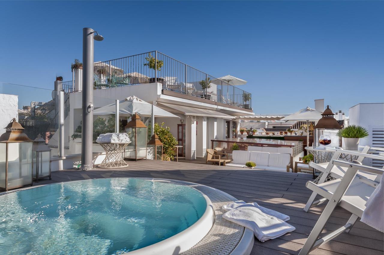Los mejores alojamientos con encanto en sevilla a tomar por mundo - Mejor spa sevilla ...