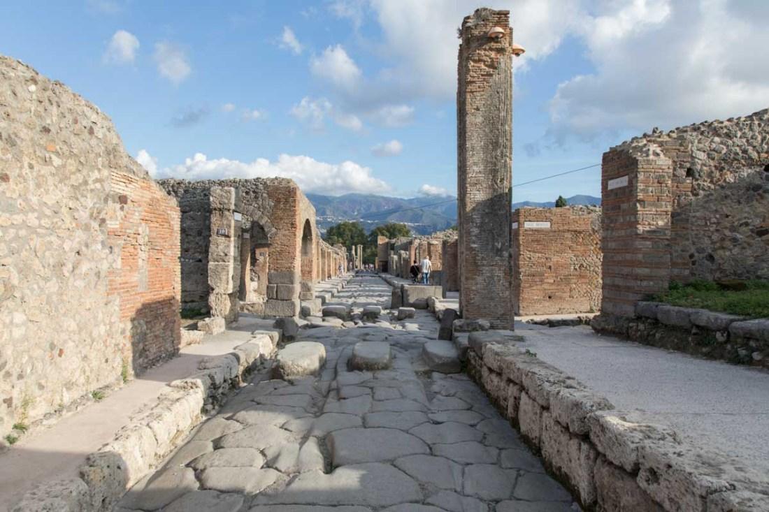 Viajar al sur de Italia