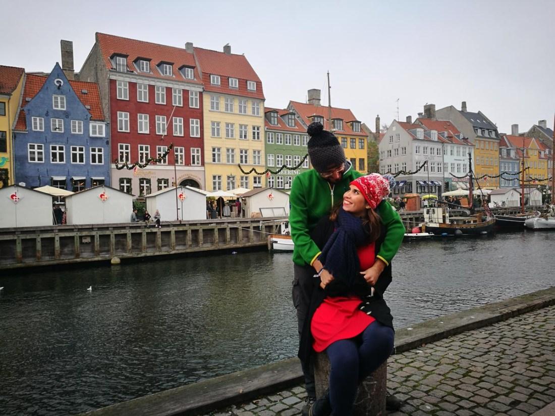 Puerto de Copenhague