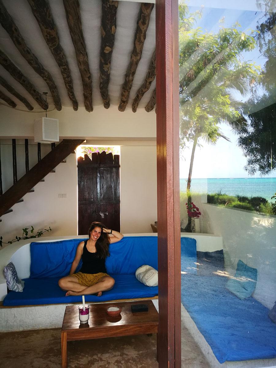MJ alojamiento en Zanzibar