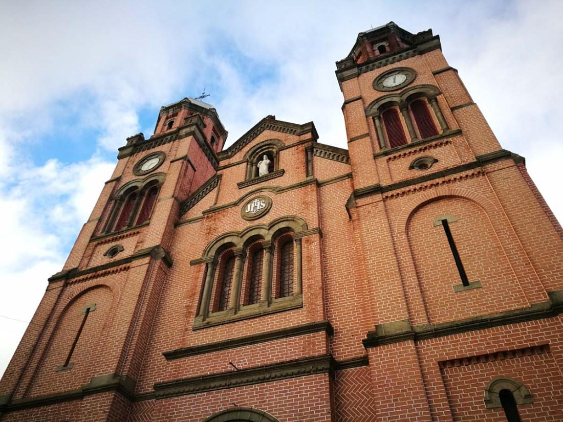 Iglesia de descendencia francesa
