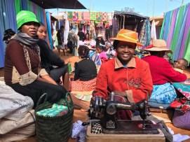 Mercado de ropa