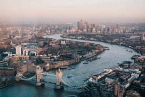 Panoramica de Londres