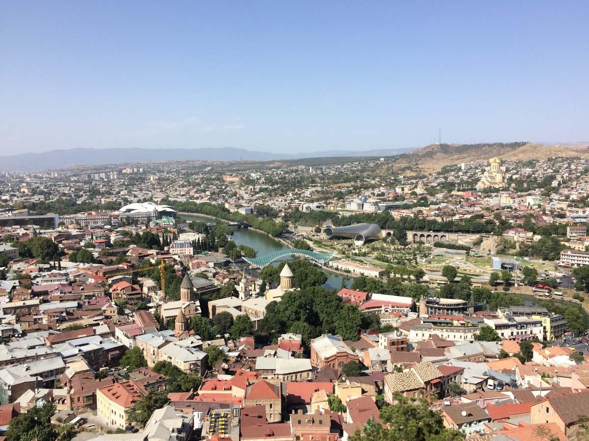 Panoramica Tiflis