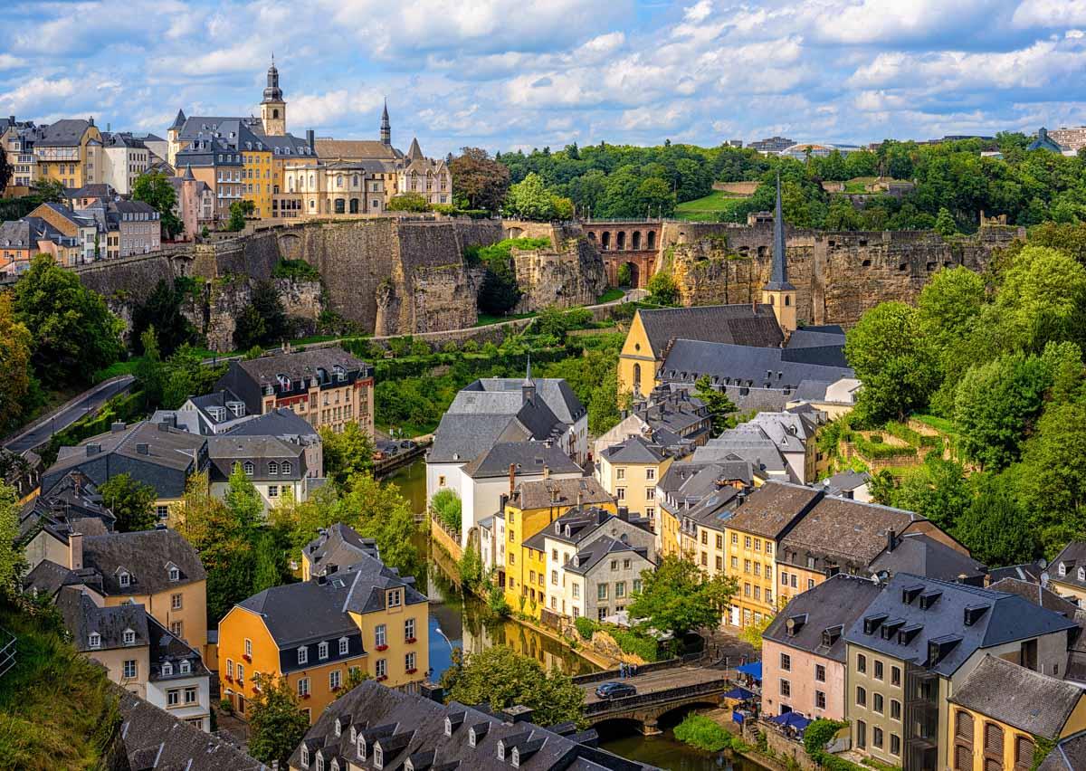 Luxemburgo city