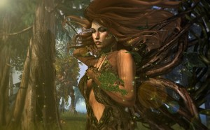 """The Dryad"" by Aleriah"