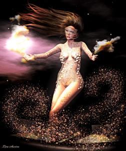 """""""Rising Of The Djinn"""" by Lira Savira"""