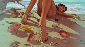 """""""On the Beach"""" by Miele Tarantal"""
