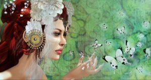 """Breath of Spring"" by Miele Tarantal"