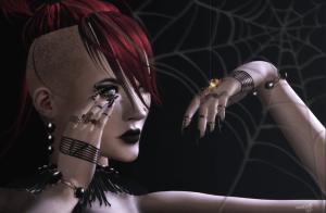 """Dark Treasure"" by Miele Tarantal"