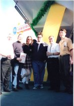 Grand Re-opening of the 2nd Downey McDonald's 1996