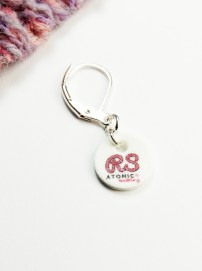 Right side instructional stitch markers