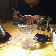 Wiring Outside Lights Diagram State Of Library Management System How To Make A Pip Boy 3000 Replica Prop - Atomic Ladies