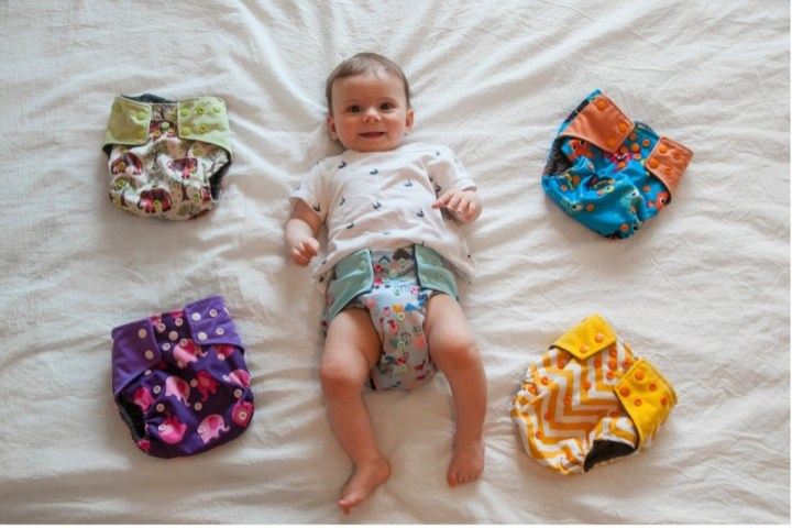Reusable Diapers | The Sustainable Option For Babies