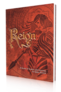 Reign, First Edition