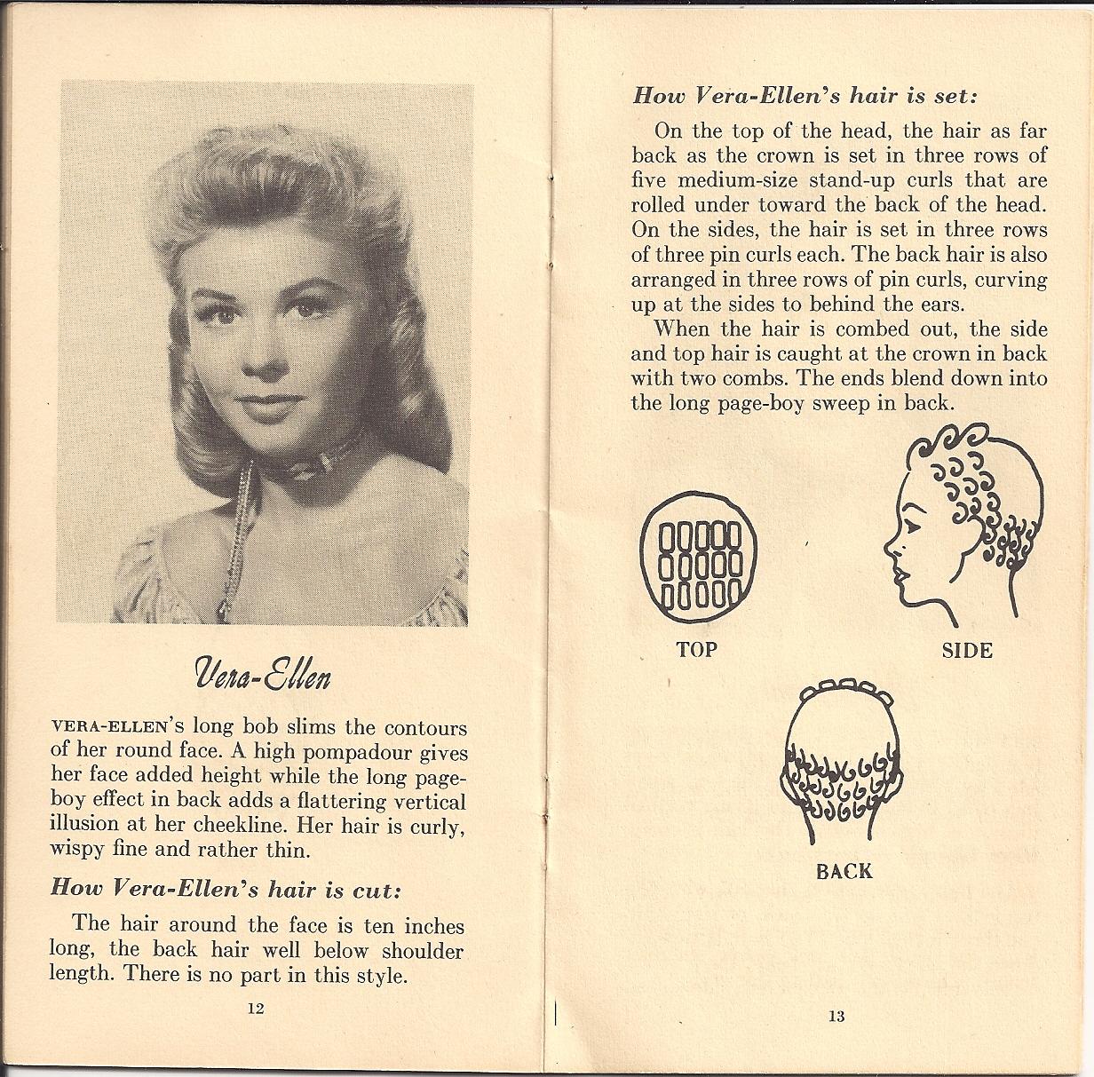 pin curl diagram 2004 ford freestar wiring repair guides sliding door system 10 hollywood hairstyles atomic panther