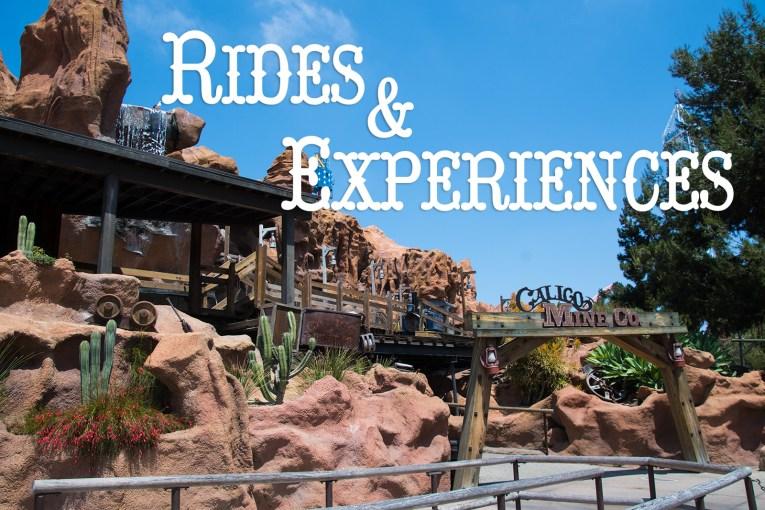 Rides & Experiences