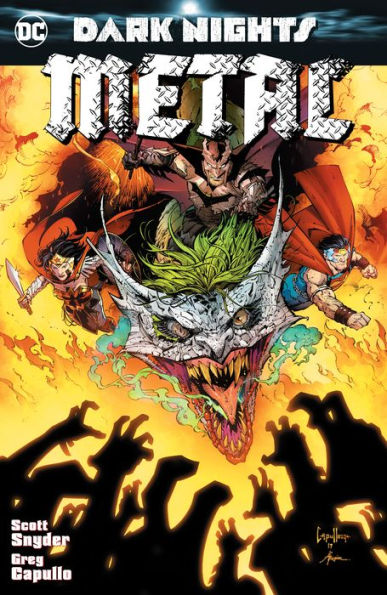 Pre-order the METAL Hardcover and Save 20%