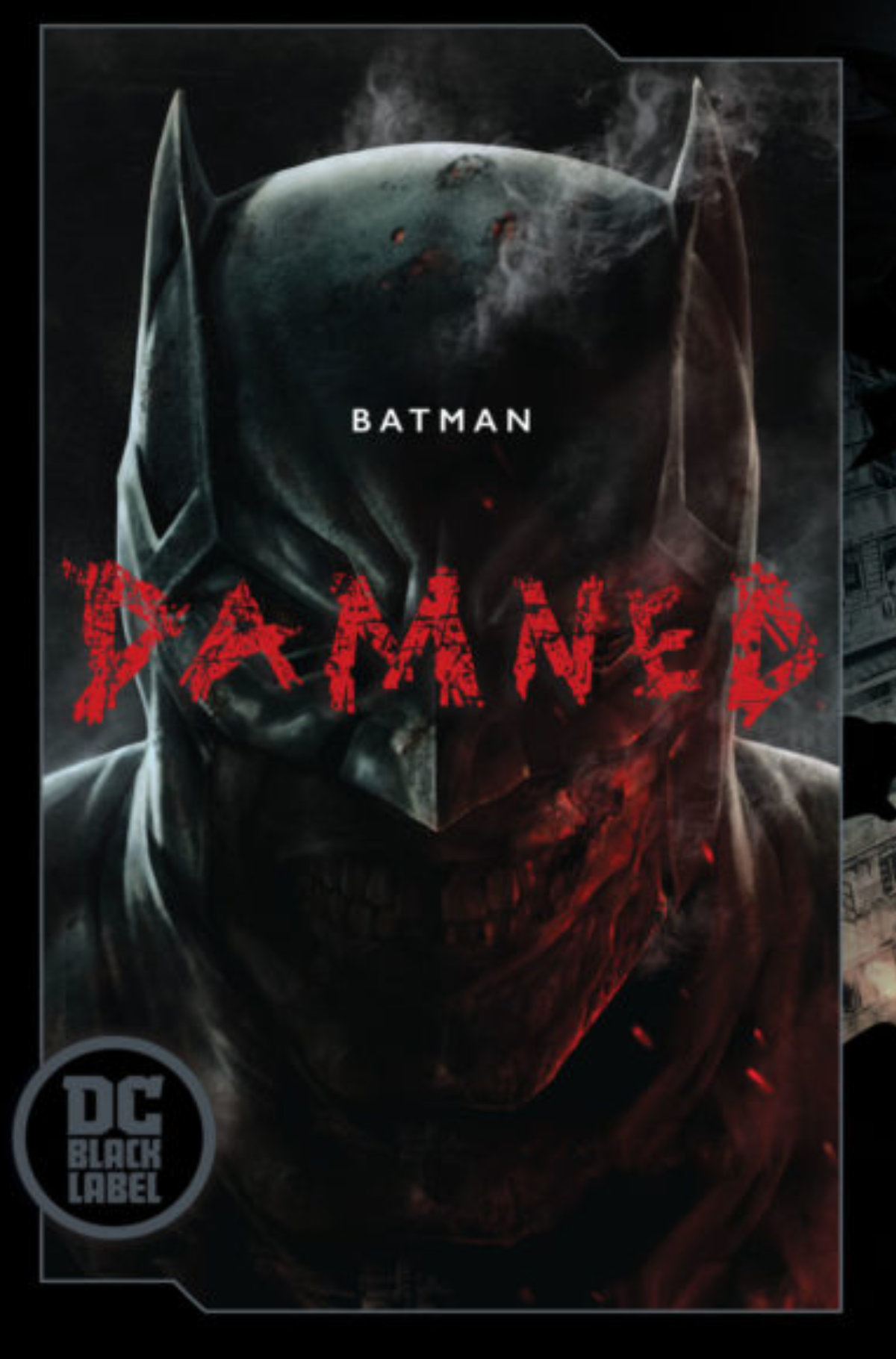 Batman Damned #1, September 2018