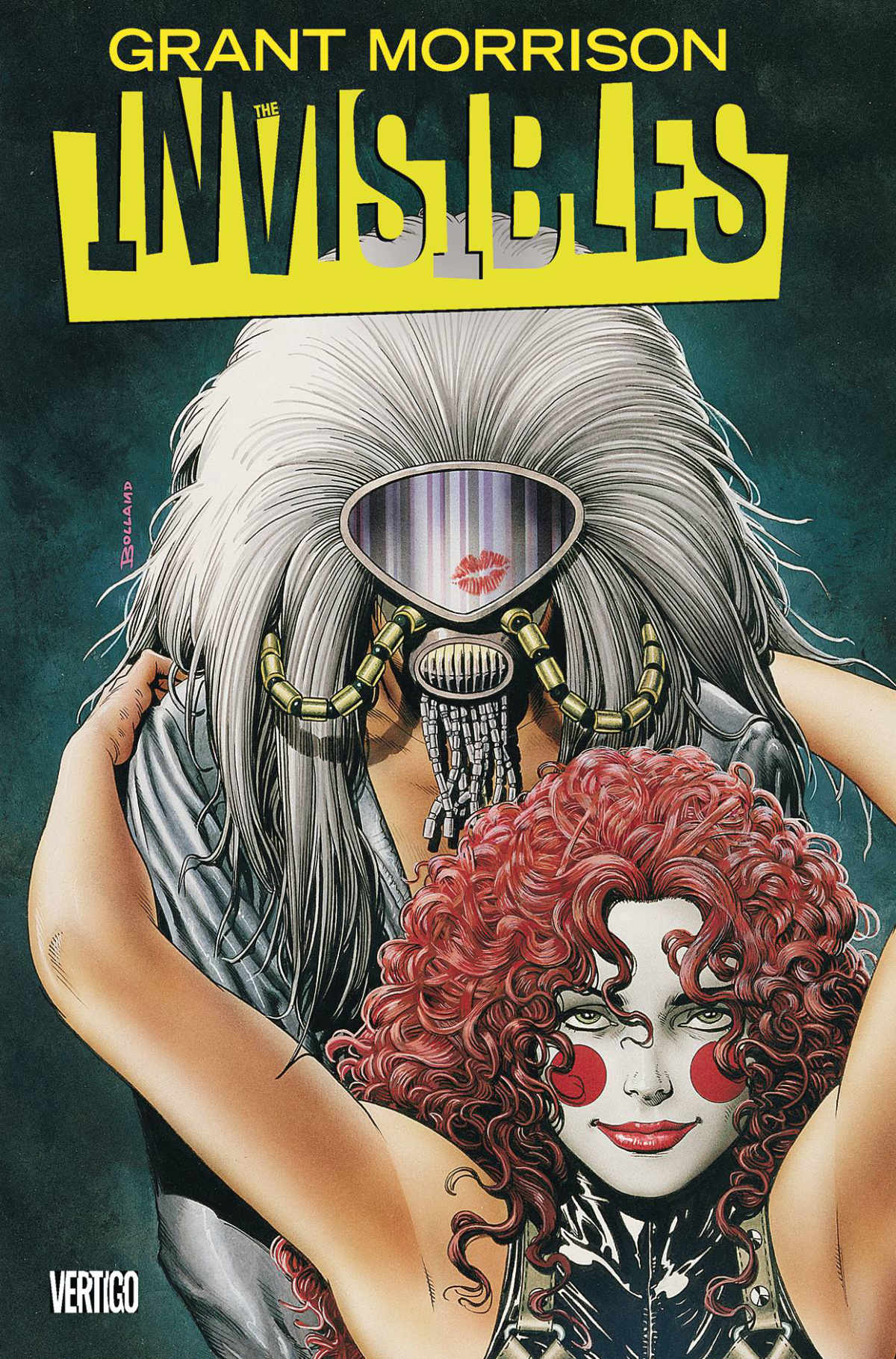 Invisibles Volume 1 by Grant Morrison