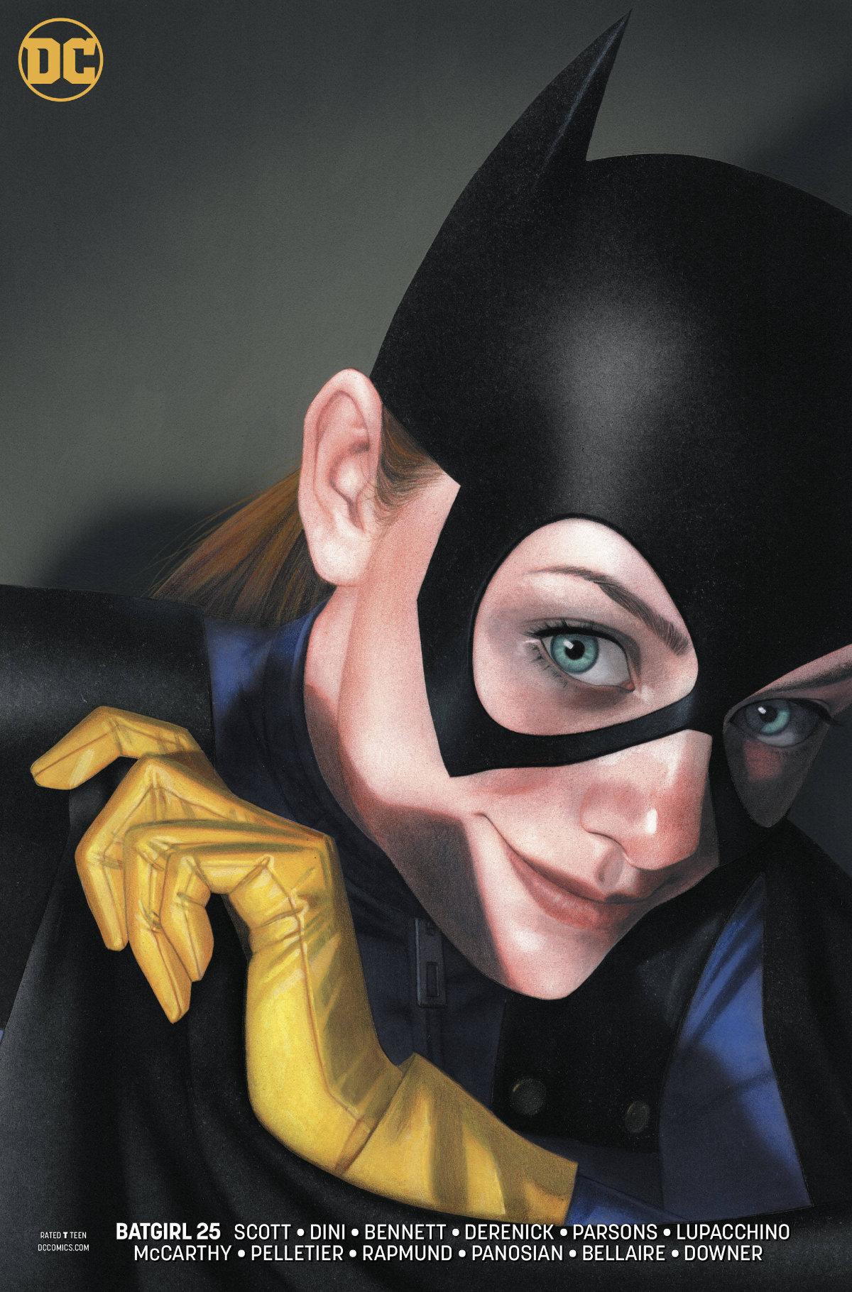Batgirl #25 (2018)