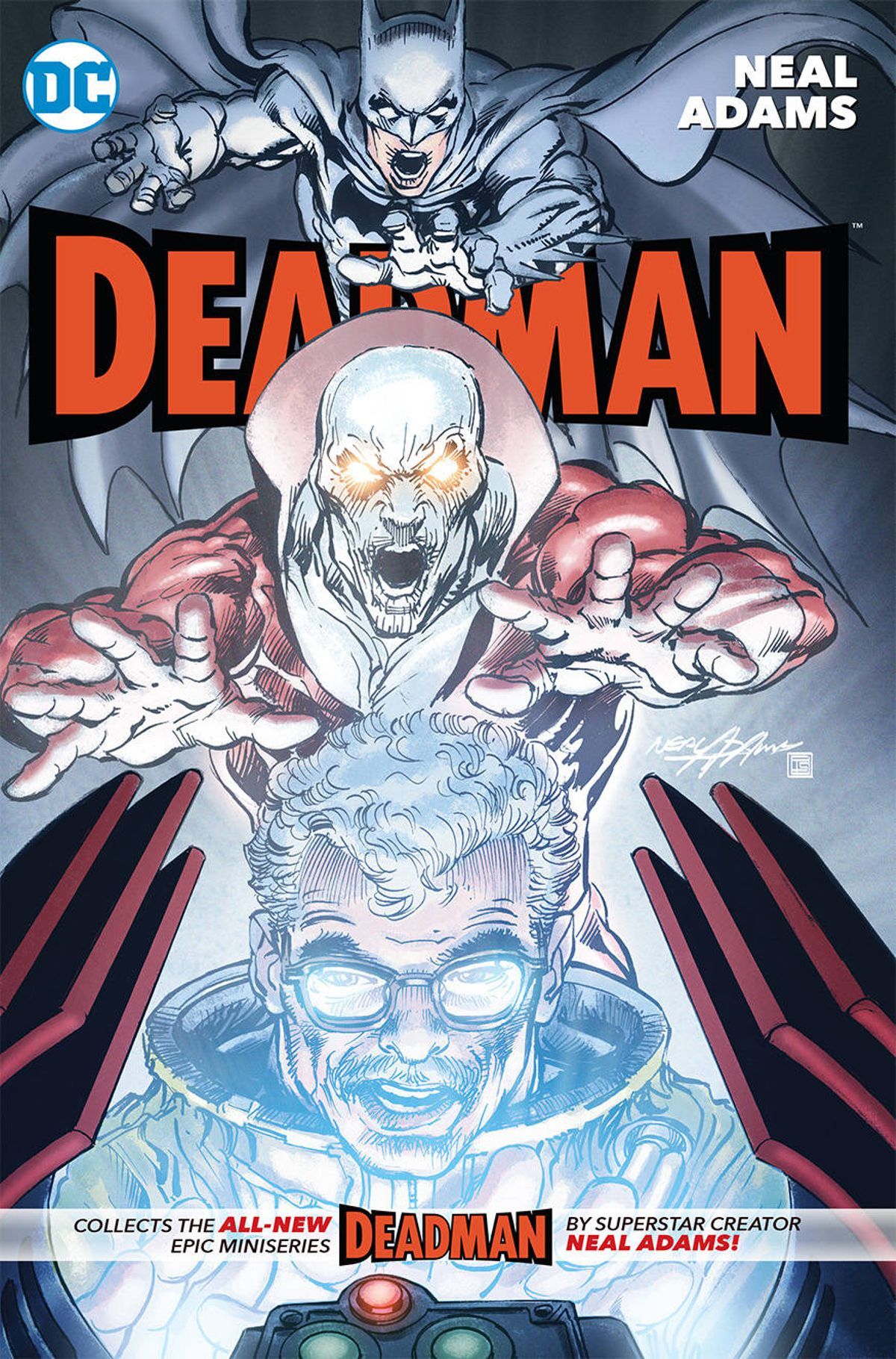 Deadman by Neal Adams (2018)