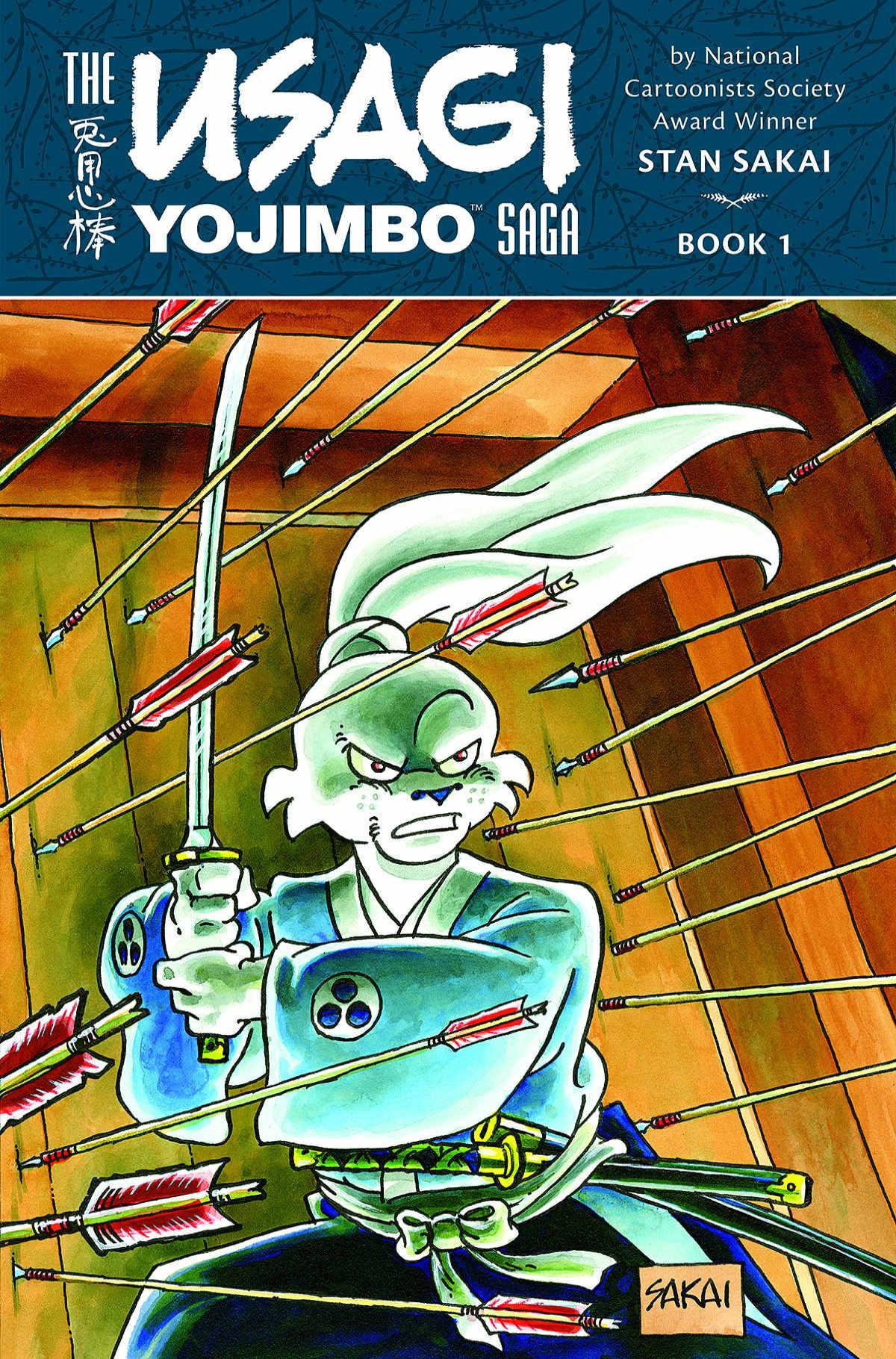 Usagi Yojimbo Saga Vol 1