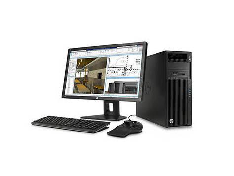 Ex Training HP Z440 - Workstation + Monitor - Atomise