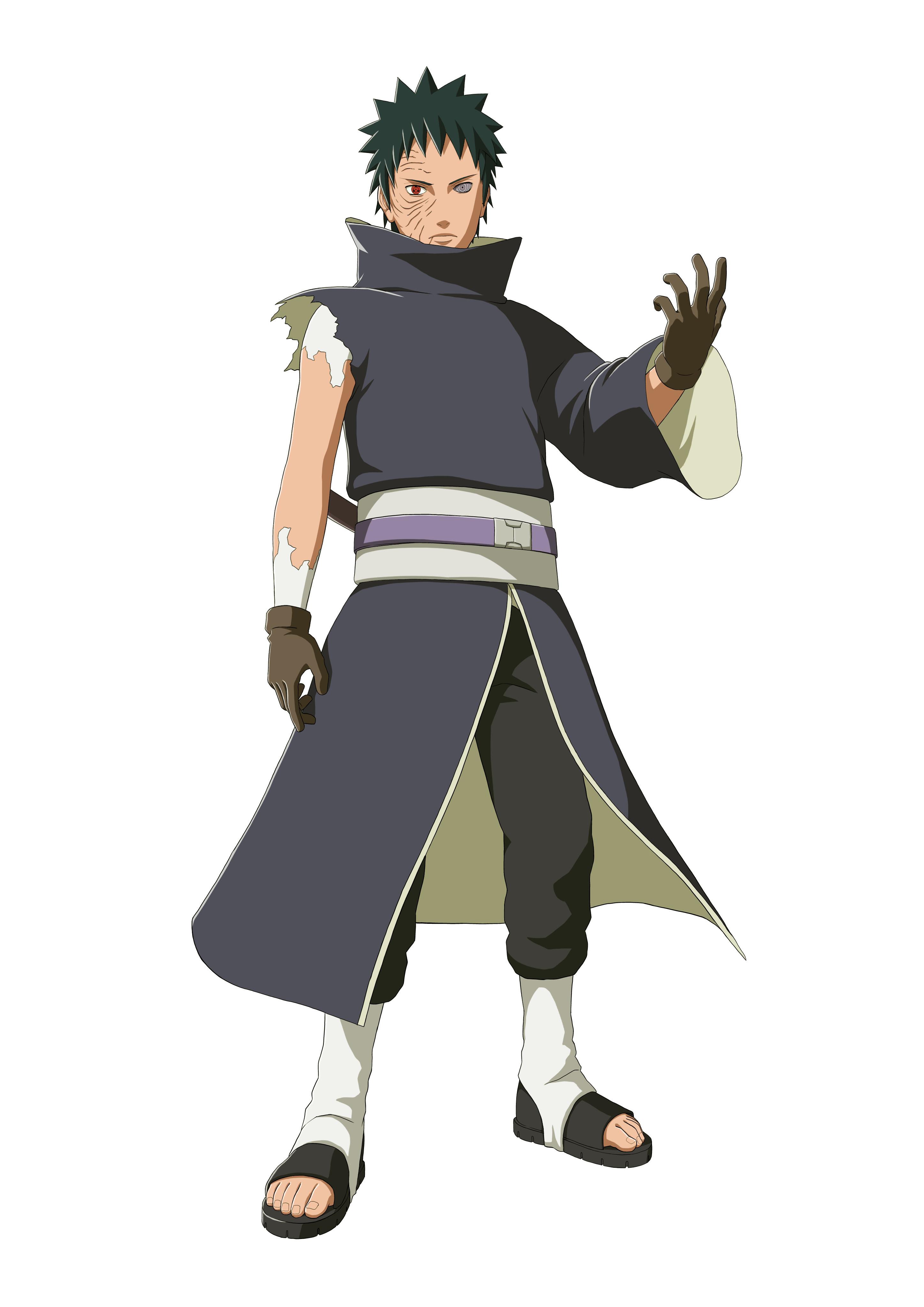 Juega Con Obito Uchiha En Naruto Shippuden Ultimate Ninja