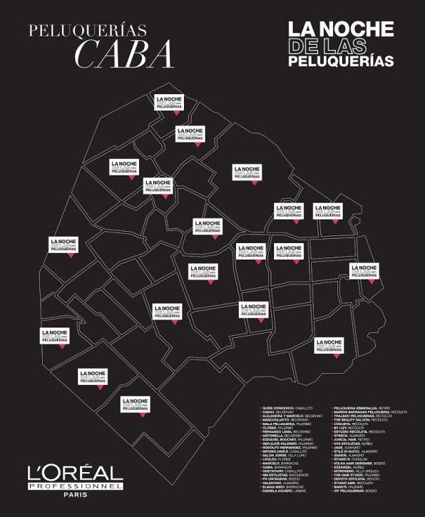 Mapa CABA