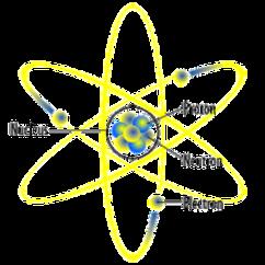Simple Atom Diagram Wild Wolf 7 1 The Atomic Model