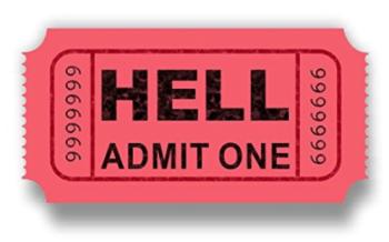 Ticket al infierno