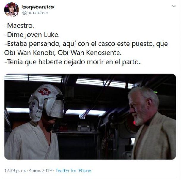 Obi Wan Kenosiente
