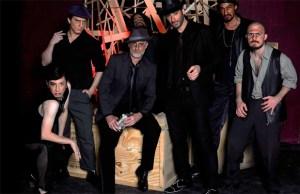 Imagem Divulgação da peça Ópera do Malandro pela Cia. da Revista