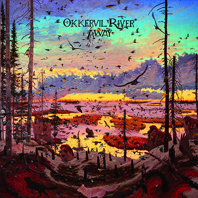 Bilderesultat for okkervil river away