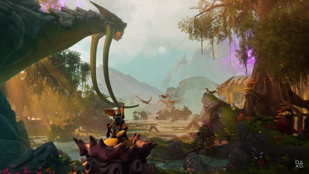 Ratchet and Clank: Rift Apart foi revelado junto do PS5