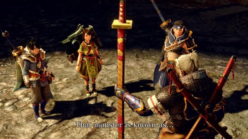 Novo Monster Hunter parece ter bons desafios para o jogador.