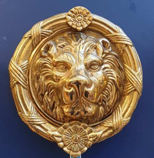 small resolution of lion head large door knocker touch ironmongery chelsea architectural ironmongery london